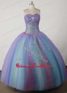 Buy tulle beaded sweetheart quinceanera dresses in multi color from in stock quinceanera dresses collection, sweetheart ball gowns in multi color color,cheap dress with lace up back and for sweet 16 quinceanera . Sweet 16 Dresses, Modest Dresses, 15 Dresses, Pretty Dresses, Fashion Dresses, Pretty Quinceanera Dresses, Blue Wedding Dresses, Wedding Gowns, Quince Dresses