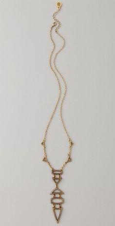 Arrow necklace #HungerGames