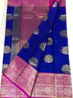 Latest Pure Banaras Kora Silk Sarees