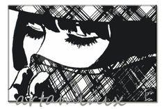 Valentina Crepax #comics #fumetti #art #paint #sexy