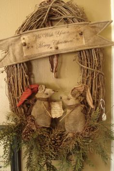 GATHERINGS FOR THE HOME: Wishing You A Merry Christmas