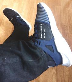 [WDYWT] Adidas EQT Support 93/17 x White Mountaneering