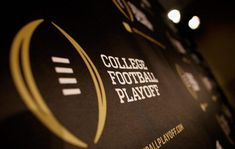 Alabama, Clemson, Notre Dame and Oklahoma selected for College Football Playoff — NBC Sports - Pamukkus Oregon Ducks Football, Ohio State Football, Ohio State Buckeyes, American Football, College Football Playoff, Football Gear, Alabama Crimson Tide, Football Quotes