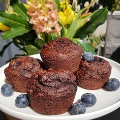 Csokis-áfonyás muffin 8db