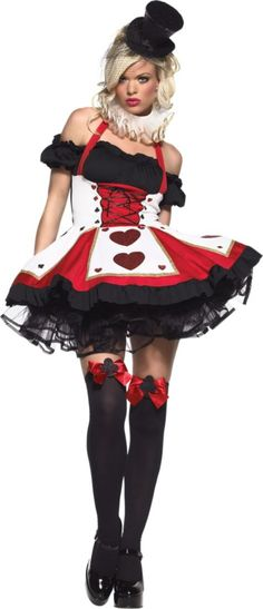 Sexy Playing Card Costume for Women - Party City