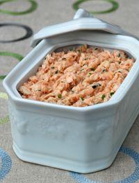 Rilletets deux saumons deux vue 1