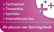 S.G. Spieringshoek - Leerlingenweb