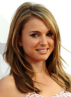 side bangs with layers - Google Search