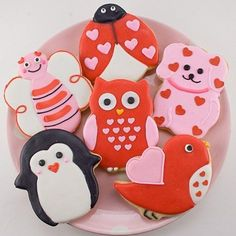 decorate cookies 7 Need some cookie decorating inspiration? (38 photos)