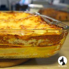 Un véritable classique de la cuisine italienne, mais qui fait toujours plaisir...