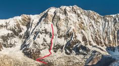 Ueli Steck -  Annapurna South Face - Quick Edit from Nepal. For raw video clips and footage from Annapurna 2013, please contact don.bowie@gm...