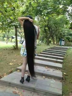 I think you also like these long hairs ,,photo,China Long Hair Long Black Hair, Super Long Hair, Dream Hair, White Girls, Hair Lengths, Asian Woman, Pretty Woman, Surfboard, Long Hair Styles
