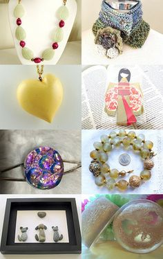 Soft and Stunning by Jenn Hesse on Etsy--Pinned with TreasuryPin.com