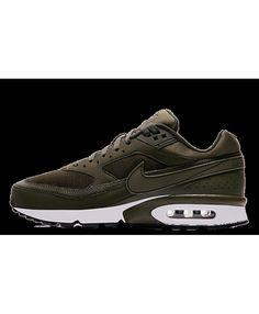 the best attitude 1cb45 1336e Unisexe Chaussures - Nike Air Max BW Cargo Khaki 881981 - 300 Moins cher