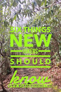 six things new hikers should know, hiking, hike, what does that sign mean, signs, outdoors, mountains, trail, trail head