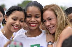 Teresa Surita na comemoração pelos 124 anos de Boa Vista #teresasurita #boavista124anos #aniversarioboavista
