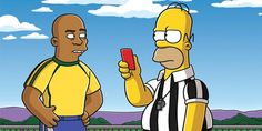 25th Anniversary, The Simpson Release Episode World Cup Theme -   Homer Simpsons character like Ronaldo and Brazil. © 20th Century Fox     Bola.net  – The world famous animated series;  The Simpsons , immediately released the 2014 World Cup-themed episode  Brazil , in order to welcome the 25-year anniversary front.  serial production house The ... - http://www.technologyka.com/indonesia