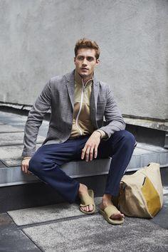 Perry Ellis - Spring 2018 Menswear