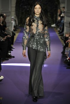 Alexis Mabille Fall 2014 - Look 4   https://purelyapp.com/