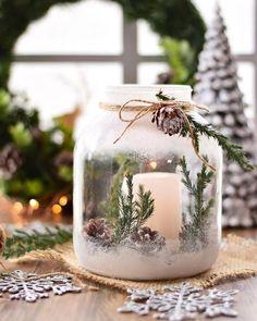 25+ Ways To Use Candles For Christmas Season