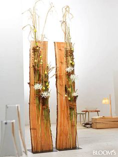 See related links to what you are looking for. Deco Floral, Arte Floral, Floral Design, Ikebana, Creative Flower Arrangements, Floral Arrangements, Flower Show, Flower Art, Twig Art