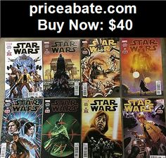 Collectibles: Star Wars Lot 1 2 3 4 5 6 7 8 First Print - BUY IT NOW ONLY $40