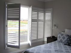 Boost the Worth, Satisfaction and Saleability of Your Residence with Indoor Window Shutters