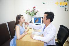 Bệnh viện KIM thực hiện đầy đủ các phương pháp thẩm mỹ cằm có thể giúp bạn tạo được dáng cằm đẹp như mơ ước