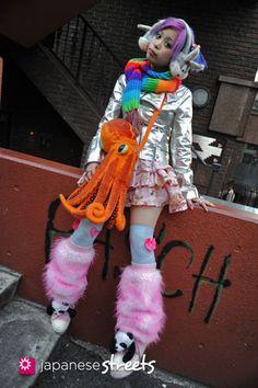 FASHION JAPAN: 100 Coolest Harajuku Looks of 2012 — Straight from Tokyo (Harajuku-Tokyo)