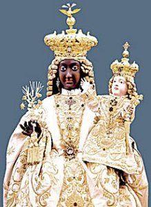 Madonna del Soccorso in the city of San Severo