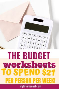 Want a simple system to reduce your food budget without eating junk type of food and without using a coupon? Money Worksheets, Budgeting Worksheets, Budget Binder, Monthly Budget, Sample Budget, Frugal Living Tips, Frugal Tips, Planning Budget, Food Budget