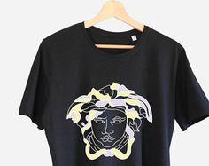 Versace Graphic T-Shirt, Hashtag Versace, Versace shirt, Versace t-shirt, Versace Shirt, Design shirt, Parody shirt,