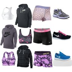 More Nike Hoodies by cowgirrrl-up on Polyvore featuring moda and NIKE