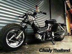 Honda chaly custom