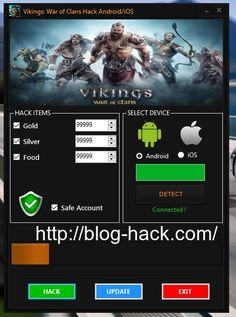 Vikings: War of Clans Hack Gold Silver Food Cheat 2016 tool download. With…