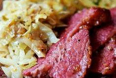 How to make your own corned beef without the nitrates (and it tastes better too!) http://wellnessmama.com/4420/corned-beef-brisket-recipe-nitrate-free/