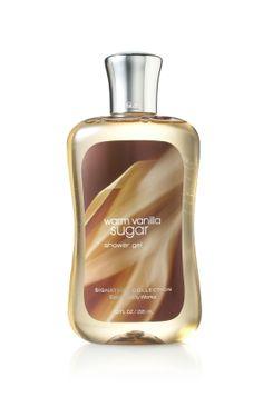 Bath and Body Works Warm Vanilla Sugar Shower Gel