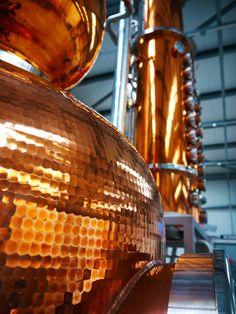 The still that distils Shortcross Gin at Rademon Estate Distillery!