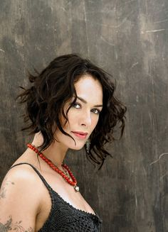 """Lena Headey...Cersei Lannister """"Game of Thrones"""" I had no idea that she also played: Sarah Conner in the Sarah Conner Chronicles and Queen Gorgo in 300"""