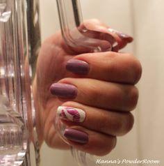 Kiss my nails Hanna's PowderRoom Blog