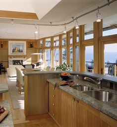 We love the life that natural light brings to any space.   The Williams Company