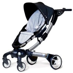 You know you're in trouble when your fiance comes home and tells you he's found the stroller you'll be getting once you have children...