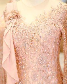 Kebaya Wedding, Lace Wedding, Wedding Dresses, Kebaya Pink, Model Kebaya, Outfits, Instagram, Style, Fashion