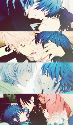 Well Aoba is a little whore now isn't he? -- dramatical murder