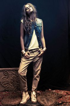 LouLou Robert For Cycle Jeans