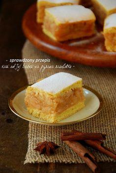 Polish Food, Polish Recipes, Apple Cake, Dessert Recipes, Desserts, French Toast, Cooking, Breakfast, Diet