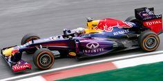 2013 GP Malezji (Sebastian Vettel) Red Bull RB9 - Renault