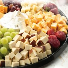 classic fruit cheese tray appetizers in store pickup fresh market