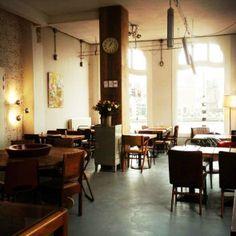 Wolkers: ontbijt, lunch, koffie Gedempte Oude Gracht 139