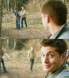 Supernatural funny moments. Dean Adam and Sam. #Supernatural #Dean_Winchester #Sam_Winchester #Adam_Milligan